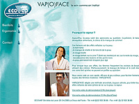 internet web agence - Ecovap Health & Beauty